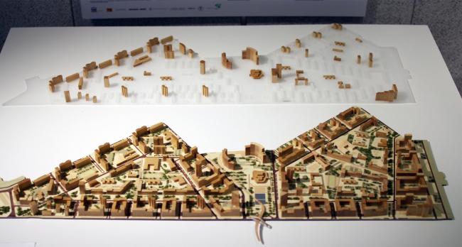 Концепция реновации района Кузьминки © ПИК-Проект. Фотография © Юлия Тарабарина, Архи.ру