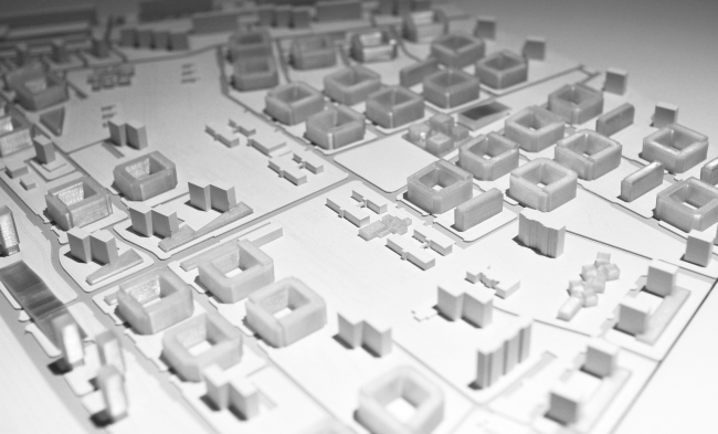 Концепция реновации района Царицыно © АБ Студия 44