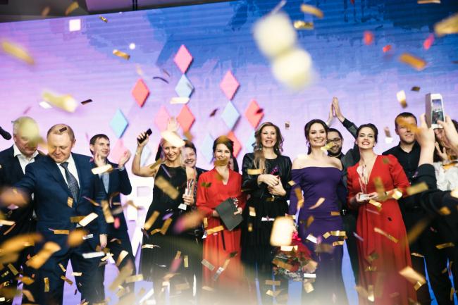 Церемония награждения Urban Awards 2017. Фотография предоставлена организаторами