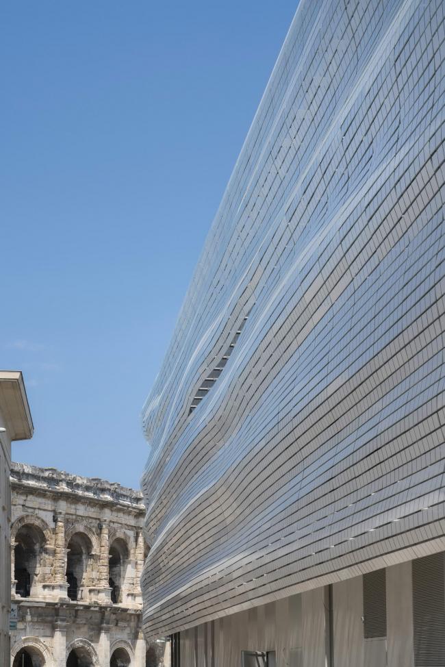 Музей римской цивилизации в Ниме © Serge Urvoy