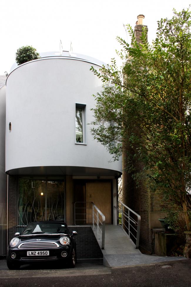 Дом 6 Wood Lane, Лондон. Birds Portchmouth Russum Architects. Фото © Magdalena Pietrzyk