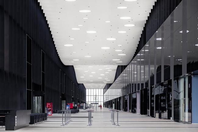 EXPOFORUM. Interior © SPEECH, Evgeny Gerasimov and Partners