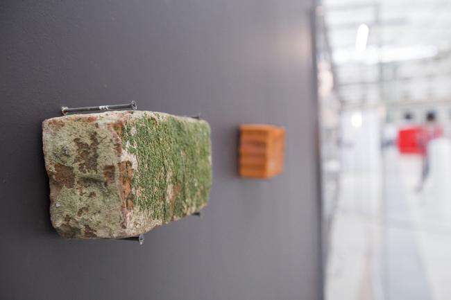 Инсталляция «Качество сейчас» архитектурного бюро Асадова в составе экспозиции «Эталон качества» на фестивале «Зодчество» 2017 .