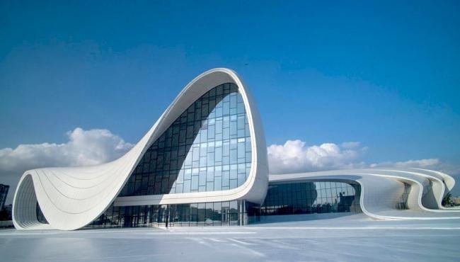 Культурный центр Гейдара Алиева. Баку. Азербайджан. Zaha Hadid architects. Изображение предоставлено Культурным центром Гейдара Алиева