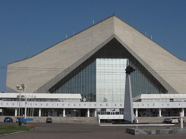 Спортивно-концертный комплекс имени В. Н. Блинова