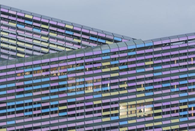 Штаб-квартира метрополии Руан-Нормандия © Luc Boegly