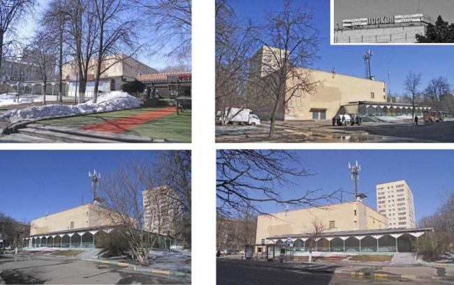 Реконструкция кинотеатра «Восход». Концепция: архитектурное бюро Аманды Ливит. Изображение предоставлено пресс-службой «Москомархитектуры»