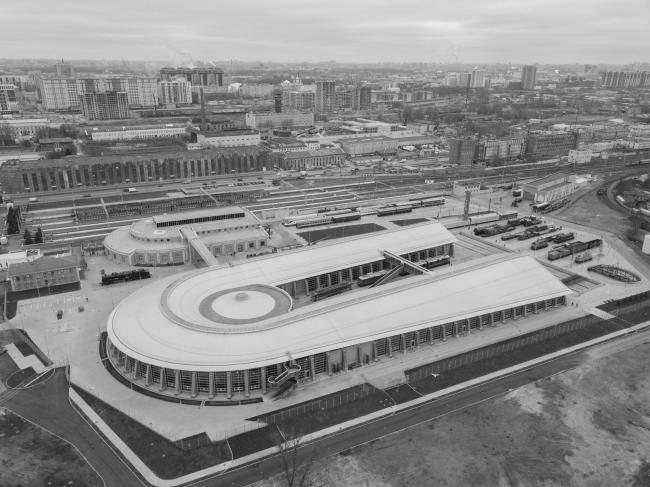 The Central Museum of the Oktyabrskaya Railway © Studio 44