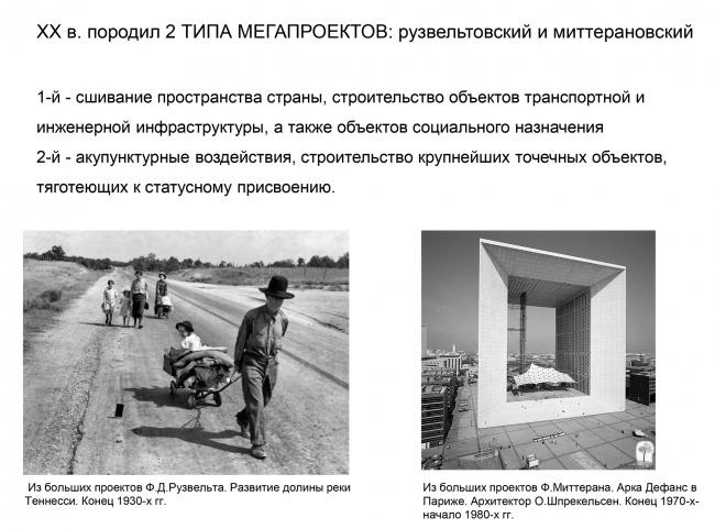 Дисперсные и интегративные мегапроекты. © Д.Фесенко / «Архитектурный вестник»