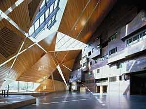 Центр Гейтвей в Университете Миннесоты (Миннеаполис) (2000)