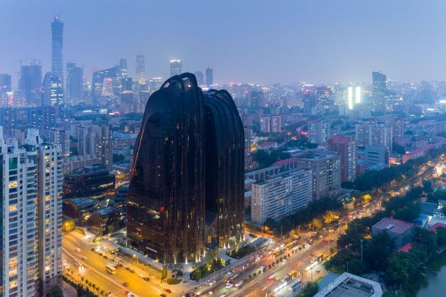Комплекс «Чаоян Парк Плаза» ©  Iwan Baan