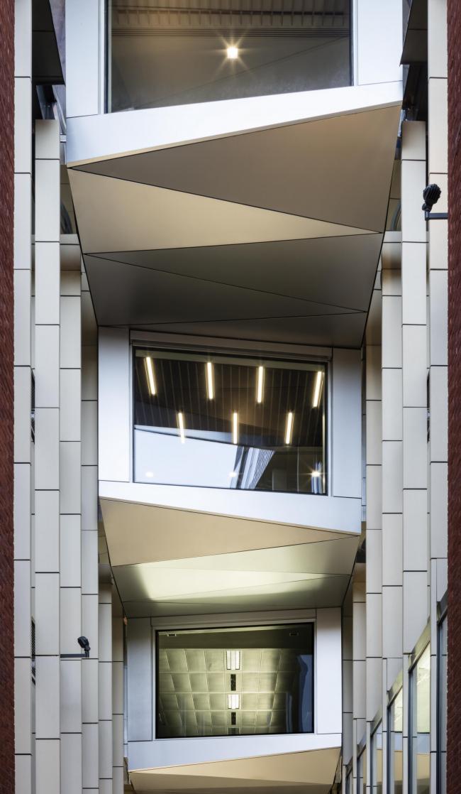 Комплекс на Чансери-лейн, 79-86 © Marcus Peel