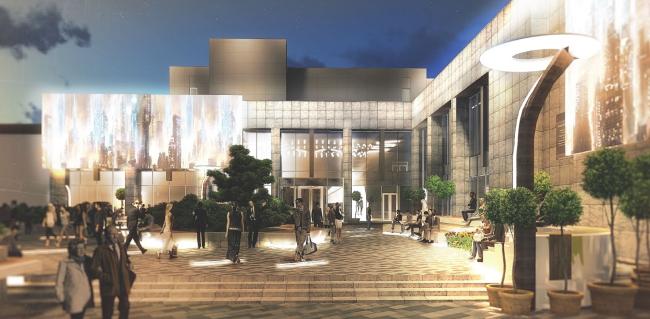 Центральный дом предпринимателя на Покровке © Платформа. Предоставлено пресс-службой «Москомархитектуры»