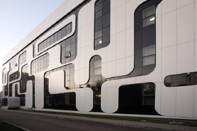 Офисное здание «Интеллект-Телеком». Фотография с сайта www.u-kon.ru