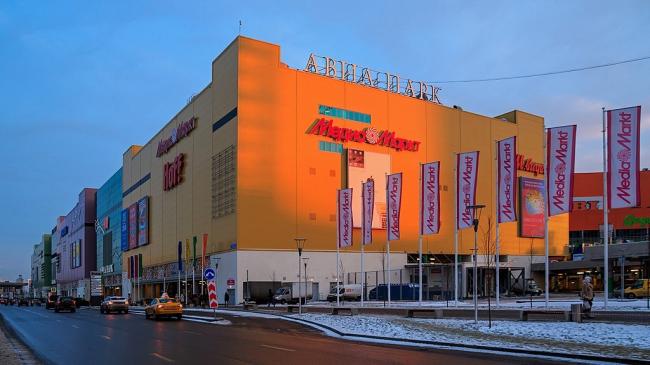 Торговый центр «Авиапарк»