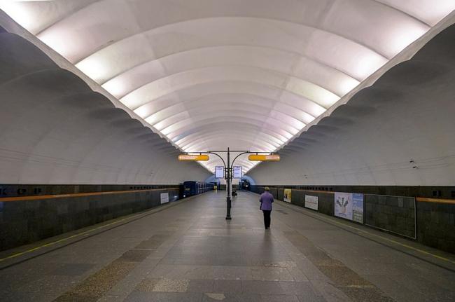 Станция метро «Проспект Большевиков»