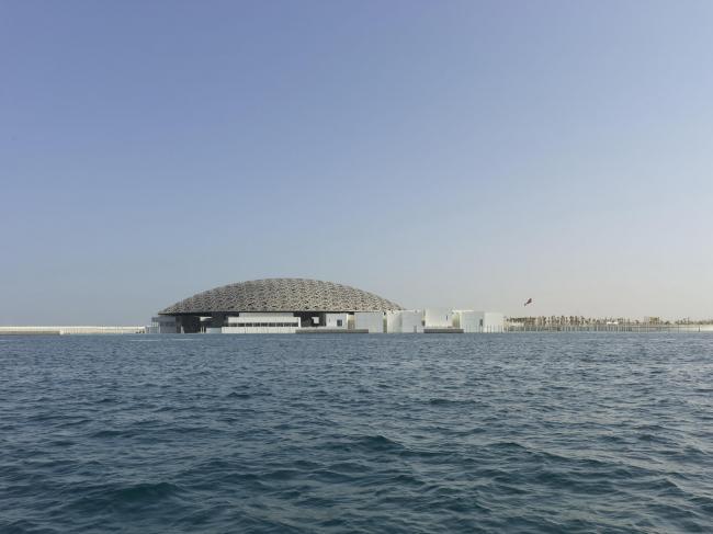 Лувр Абу-Даби. Фото © Roland Halbe. Архитектор Жан Нувель