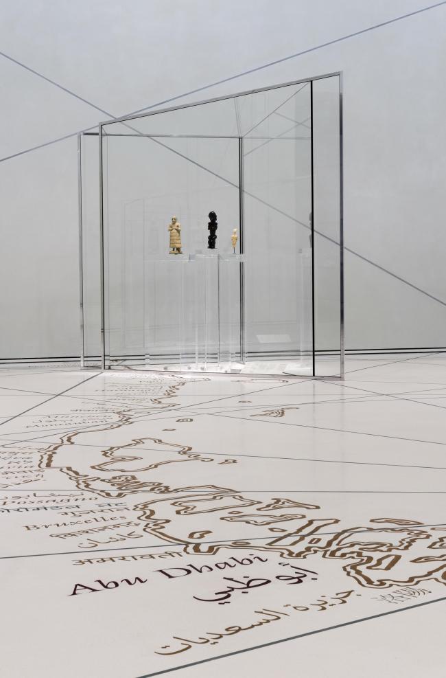 Лувр Абу-Даби. Фото © Marc Domage. Архитектор Жан Нувель