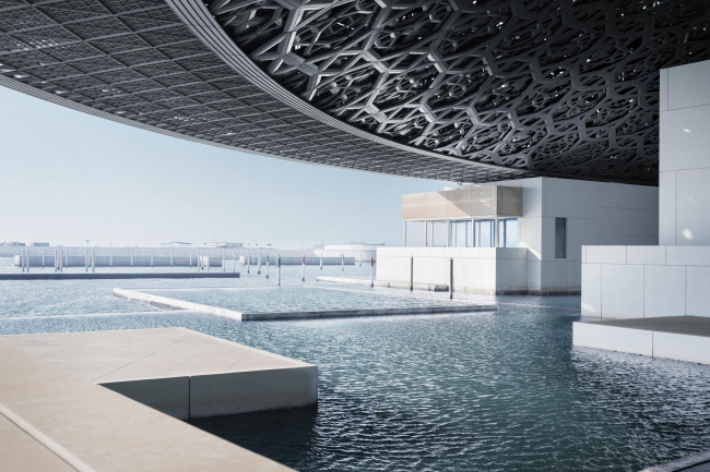 Лувр Абу-Даби. © Louvre Abu Dhabi, фото: Mohamed Somji
