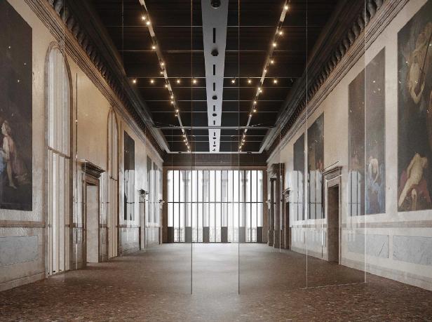 Проект реконструкции палаццо Ка′Трон в Венеции © FAS(t)