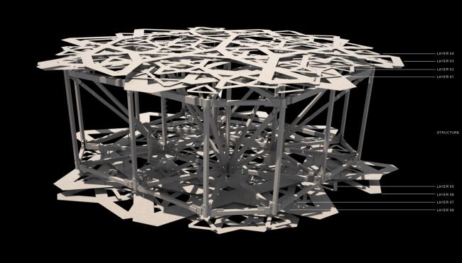 Лувр Абу-Даби © Architecte Jean Nouvel