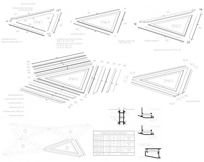 Лувр Абу-Даби © Waagner Biro Stahlbau AG / Architecte Jean Nouvel