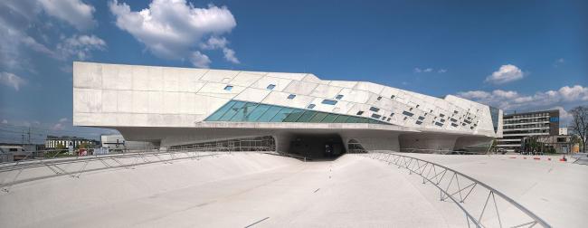 Научный центр «Фэно». Фото: Richard Bartz via Wikimedia Commons. Лицензия CC BY-SA 3.0