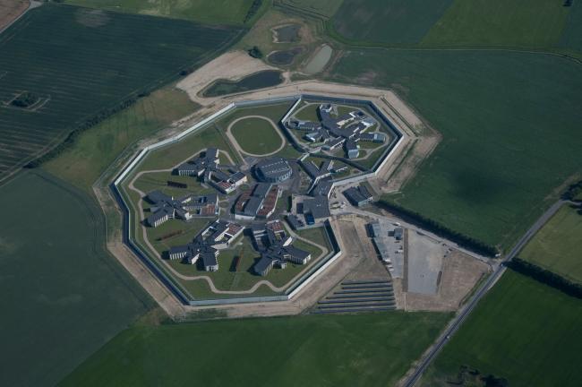 Тюрьма Сторстрём © Steen Paulsen / Kriminalforsorgen