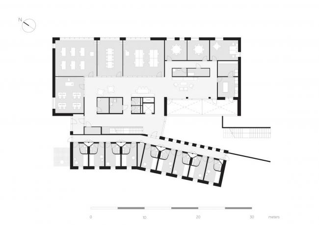Тюрьма Сторстрём © C.F. Møller