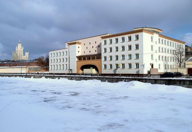 Школа № 1258. Фото: NVO via Wikimedia Commons. Лицензия CC BY-SA 3.0