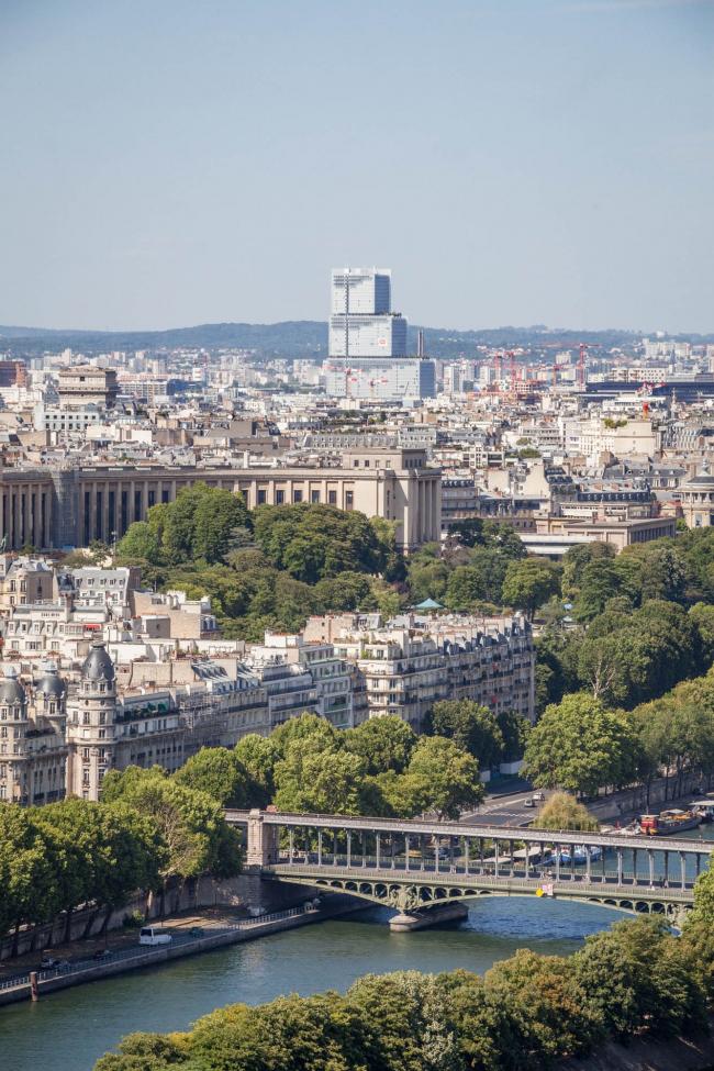 Парижский суд © Florent Michel / 11h45