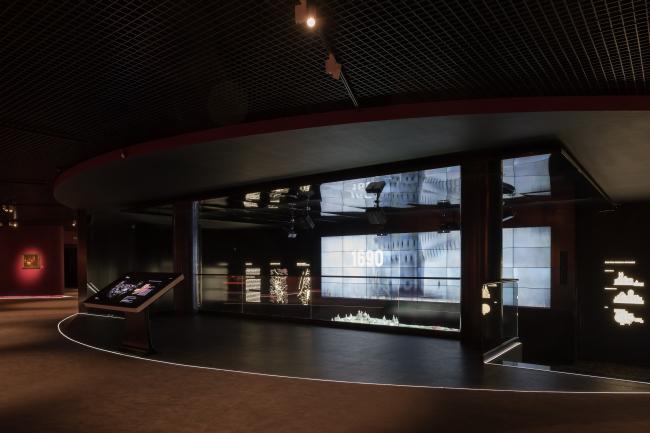 Постоянная экспозиция музейно-выставочного комплекса Московской области «Новый Иерусалим» © Илья Иванов