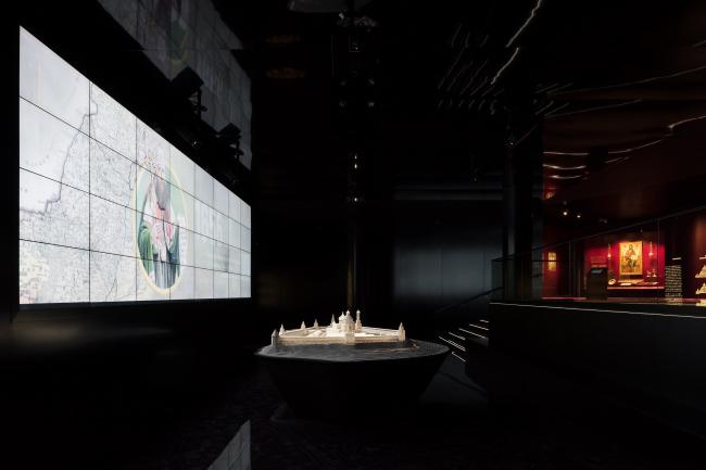 Постоянная экспозиция музейно-выставочного комплекса Московской области «Новый Иерусалим». Фотография © Илья Иванов