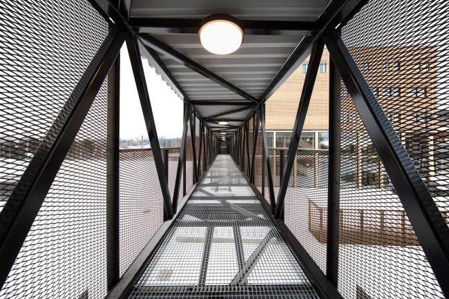 Университетский колледж Йёвика ©  Statsbygg / Trond Isaksen