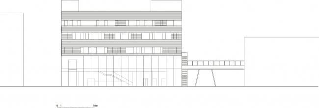 Университетский колледж Йёвика © Reiulf Ramstad Arkitekter