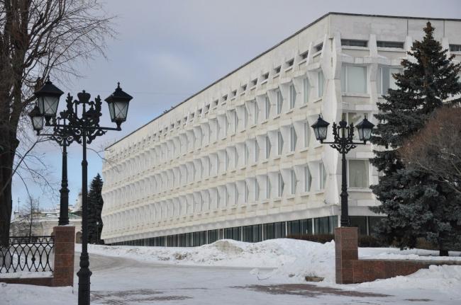 Педагогический институт имени И.Н. Ульянова в Ульяновске. Фотография © Алена Кузнецова