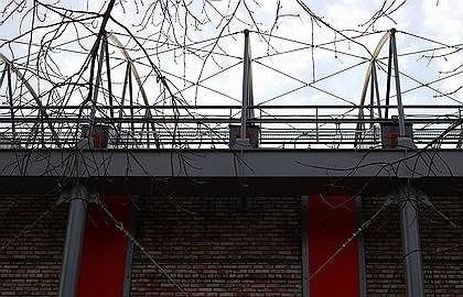 Реконструкция Государственного Центра современного искусства на Зоологической улице © ПТАМ Хазанова