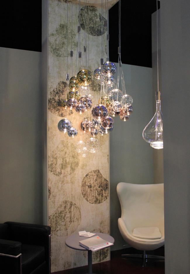 Стенд Studio Italia Design. Фото © Артём Кожухарь