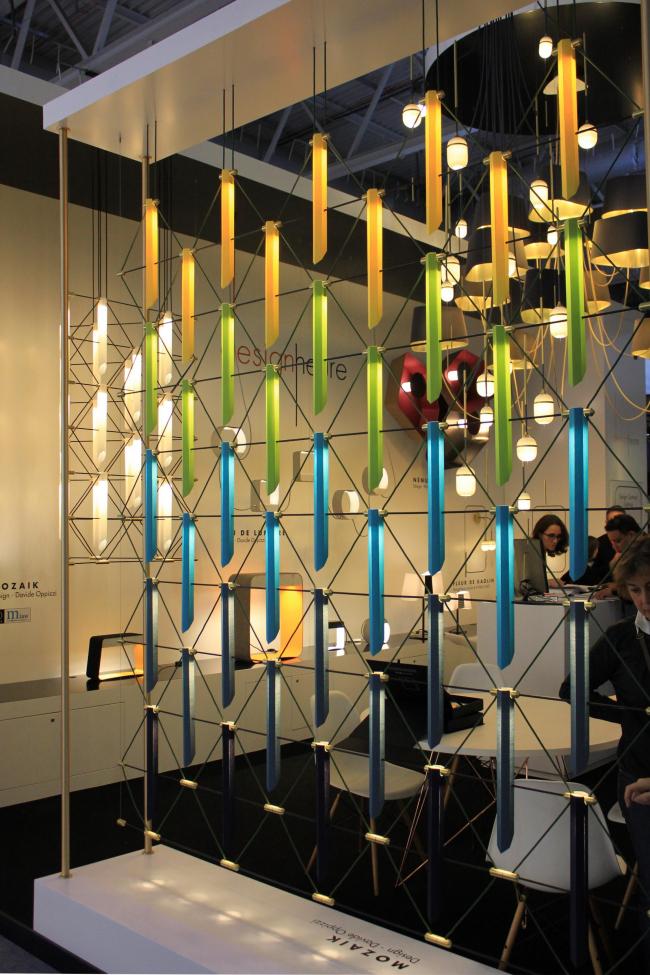 Mozaik. Дизайнер Давиде Оппицци (Davide Oppizzi). Фото © Артём Кожухарь