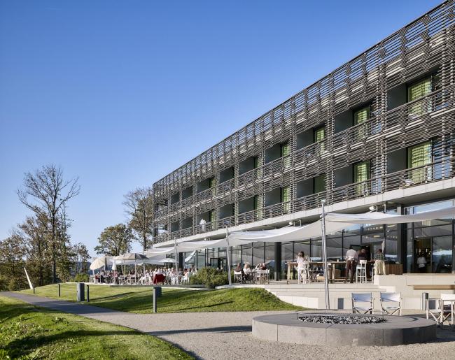 Гостиница Seezeitlodge Hotel & Spa © Michael Moser