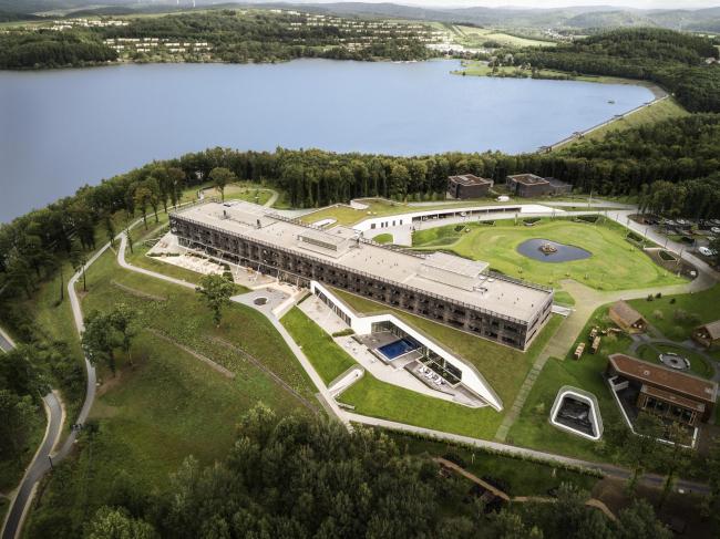 Гостиница Seezeitlodge Hotel & Spa © Airteam