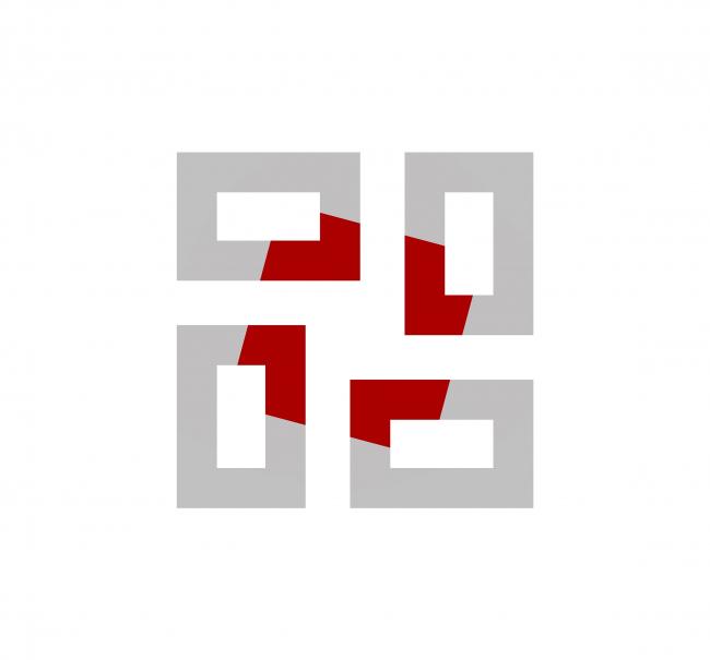 «15°». Конкурсный проект «Жилой комплекс «Красная площадь». Схема проекта © Творческая группа «Маяк»