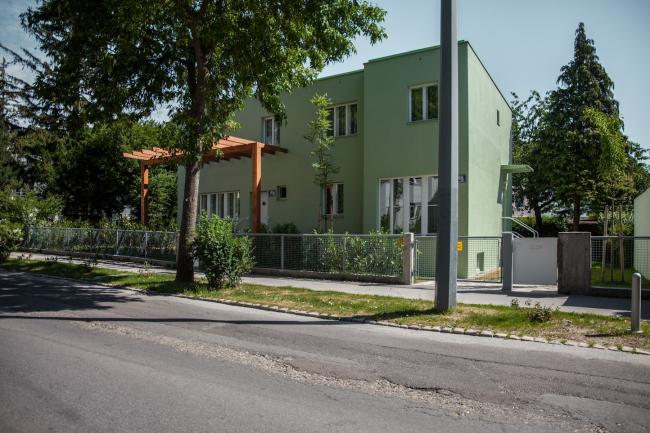 Блокированные дома №41–42, архитектор Эрнст Лихтблау. Фото © Денис Есаков