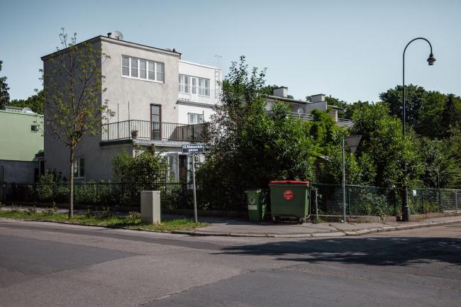 Парные блокированные дома №43–44, архитектор Хуго Горге. Фото © Денис Есаков