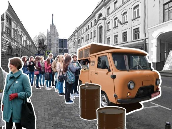 III место Archpoint Concept Awards в номинации «Концепция ресторана food truck». Ресторан  «Буханка». Автор: Никита Шилов (Москва)
