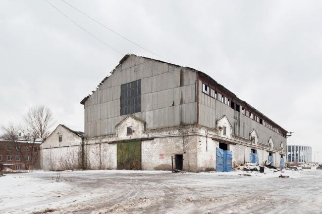 Пакгаузы на нижегородской Стрелке. Фото ©  Roberto Conte  www.robertoconte.net