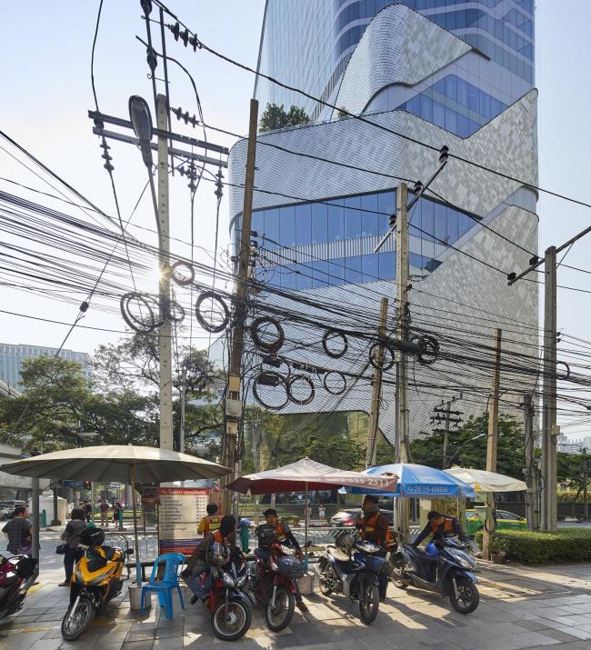 Комплекс Central Embassy © Hufton + Crow