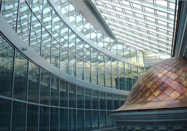 Реконструкция хирургического корпуса государственной клинической больницы №1 им. Пирогова © ГУП МНИИП «Моспроект-4»