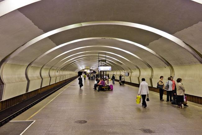 Станция метро «Коньково». Фото: Antares 610 via Wikimedia Commons. Лицензия