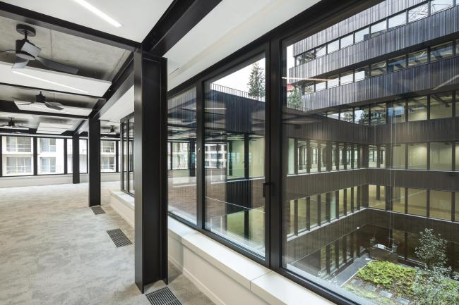 Офисное здание Lot 7 © Sergio Grazia